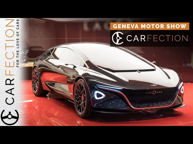 Lagonda Vision Concept: Future Luxury By Aston Martin - Carfection