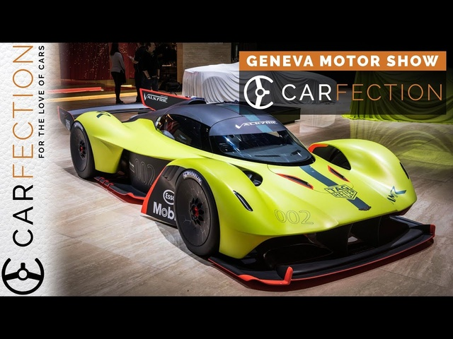 Aston Martin Valkyrie AMR Pro: Terrifying Speed - Carfection