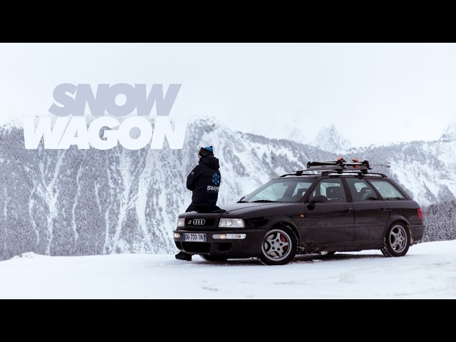 1994 <em>Audi</em> RS2: Strap Into The Snow Wagon