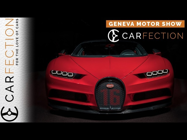 Bugatti Chiron Sport: How Did They Make It Faster? - Carfection
