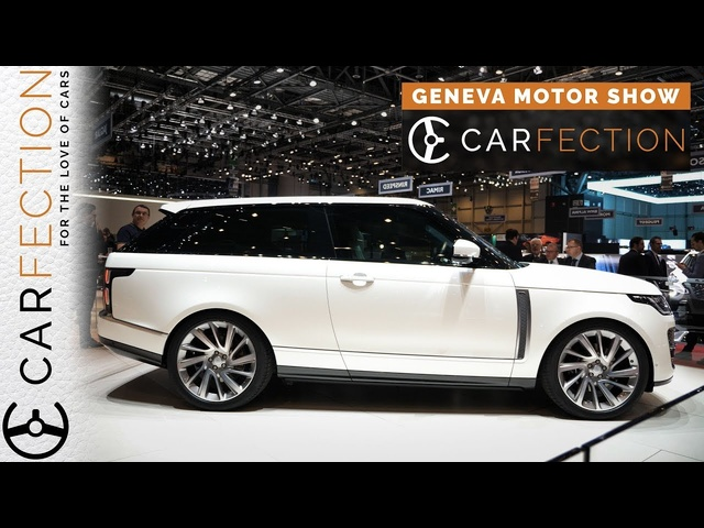Range <em>Rover</em> SV Coupe: Why Less Is More - Carfection
