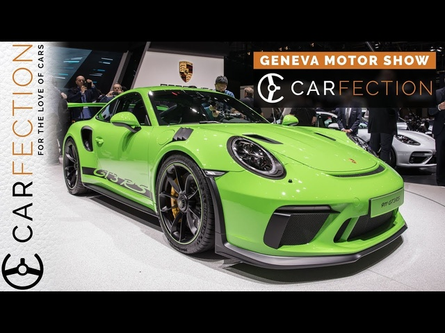 <em>Porsche</em> 911 GT3 RS: Andreas Preuninger Tells Us EVERYTHING - Carfection