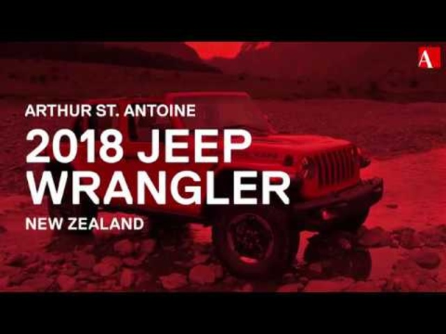 2018 Jeep Wrangler vs. New Zealand