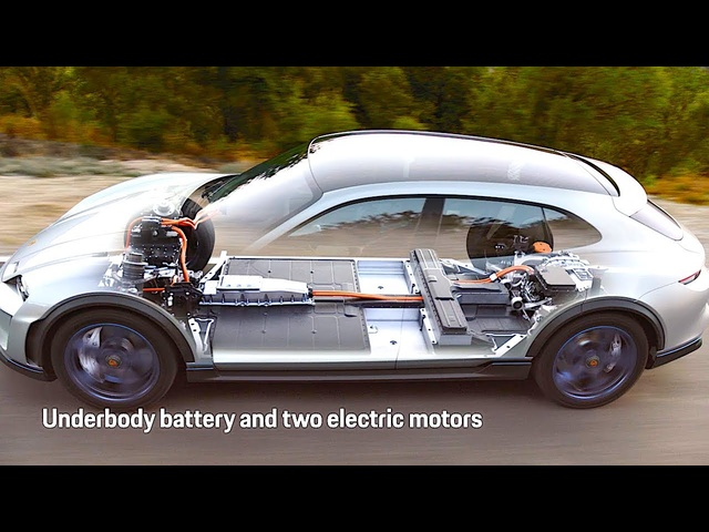 New Porsche ALL Electric Five Key Features Review Porsche Mission E Cross Turismo Geneva 2018 CARJAM