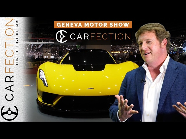 Hennessey Venom F5: John Hennessey Talks Speed, Style And Taking On The Big Boys - Carfection