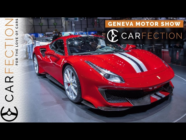 <em>Ferrari</em> 488 Pista: Henry Catchpole Tells Us EVERYTHING - Carfection