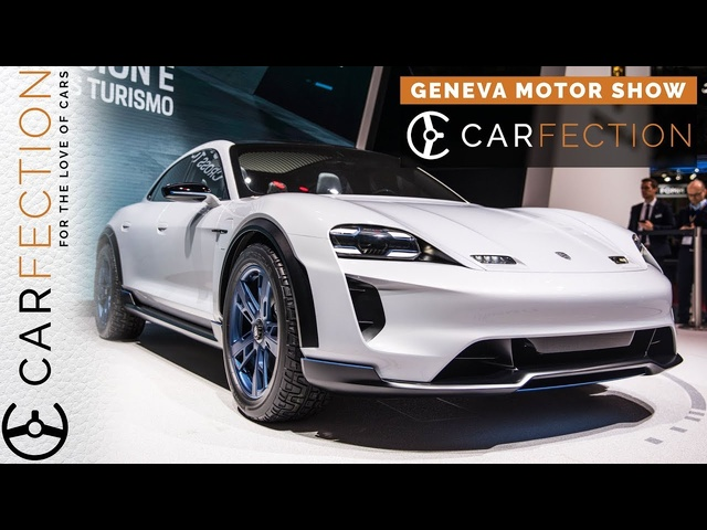 Porsche Mission E Cross Turismo: The Fully Electric Future Of Porsche? - Carfection