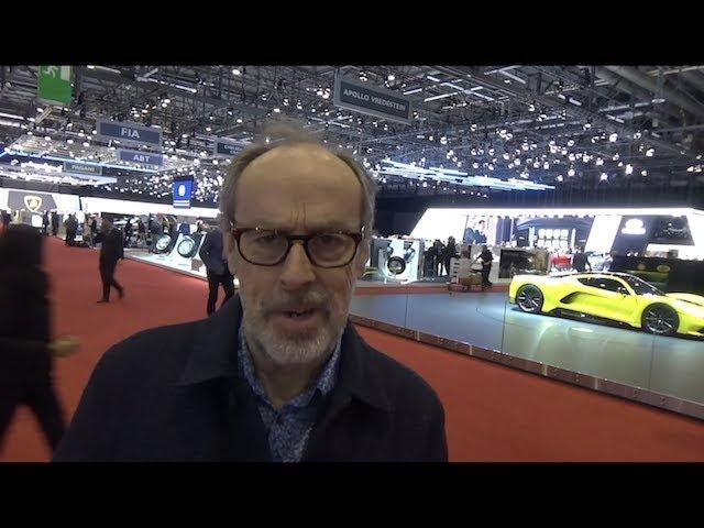 Geneva Motorshow 2018 walk around part1. Pagani, Lambo, Porsche, Aston