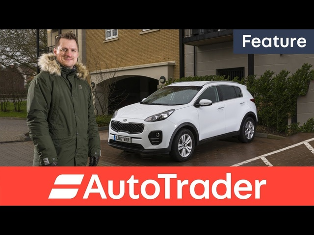 Living with a...Kia Sportage