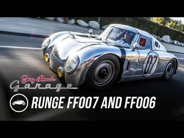 Runge Cars -Jay Leno's Garage