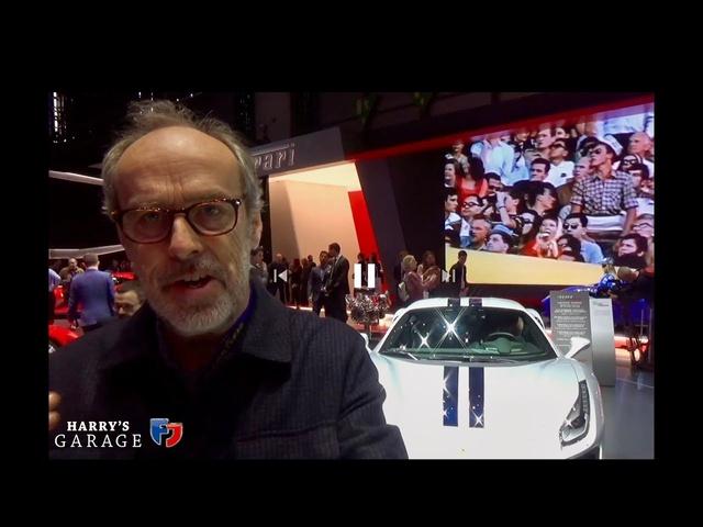 Geneva Motor show 2018 walk around part2 Ferrari, <em>McLaren</em>, Rolls, AMG, Mansory