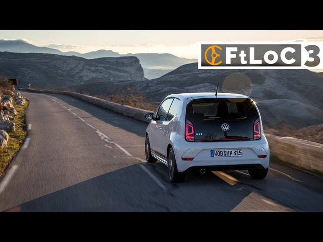 Bugatti Bike, VW Up GTI & More: #FtLoC Episode 3 - Carfection