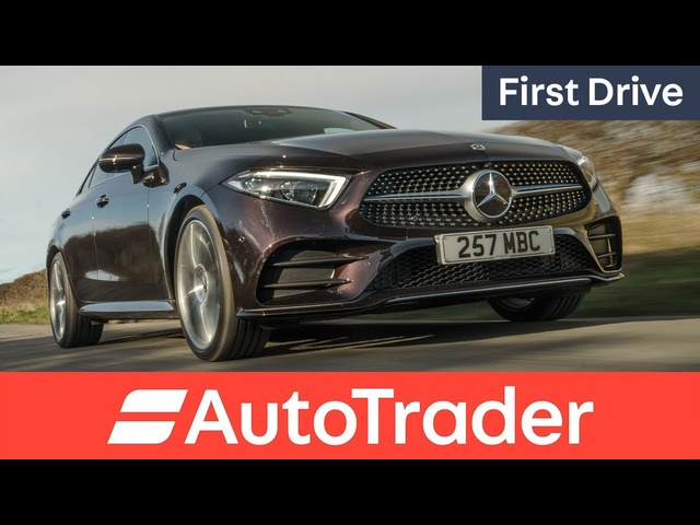 2018 <em>Mercedes</em>-Benz CLS first drive review
