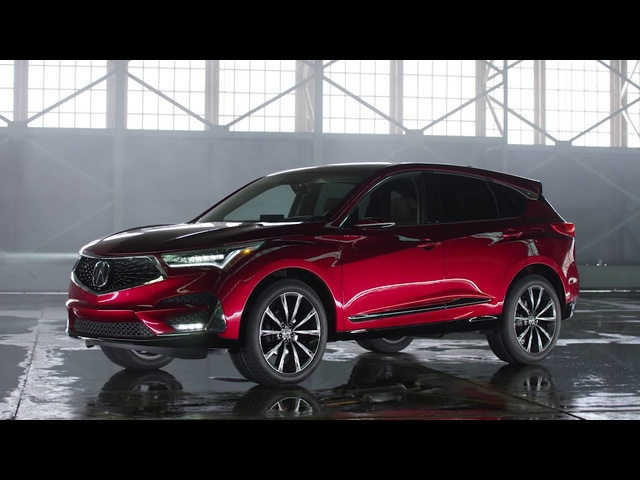 Acura RDX 2019 | First Look | with Steve Hammes | TestDriveNow