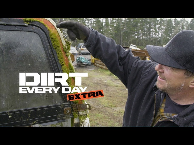 Fred's Favorite Junkyard Truck - Dirt Every Day Extra