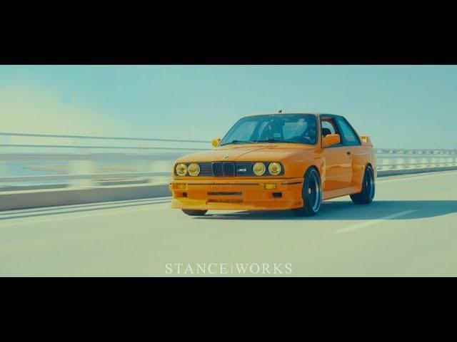 Nick's 1990 <em>BMW</em> E30 M3 | StanceWorks | Funky (4k)