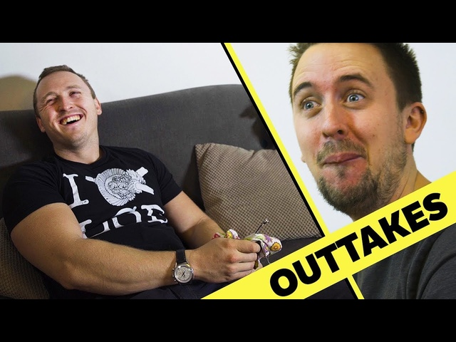 Unseen 2 Guys 1 Car: Funny Outtakes + BTS!