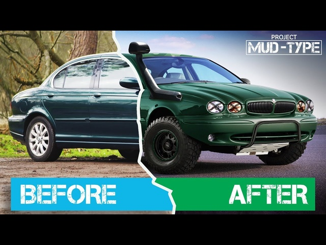 How Bad Is An AWD <em>Jaguar</em> X-Type Off Road + Build Plan