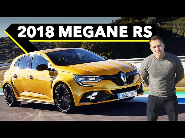 The 2018 <em>Renault</em> Megane RS Proves Power Can Be Overcome With Agility