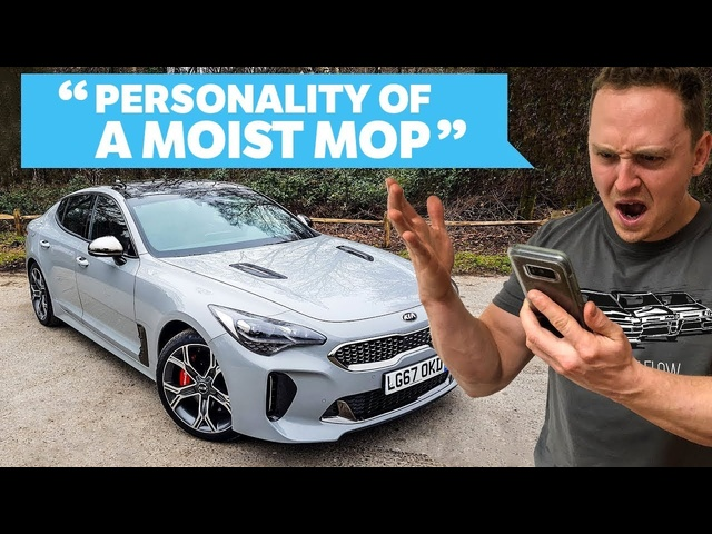 Why It's OK To Love The Kia Stinger GT-S