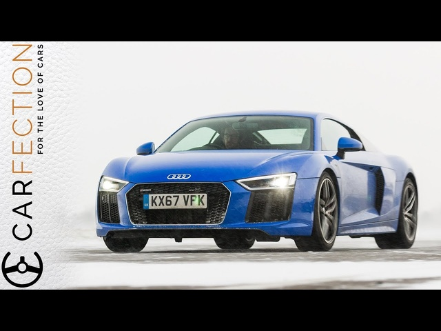 Audi R8 V10 RWS: Where's The Quattro? - Carfection