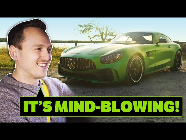 Why Everyone's Talking About The Mercedes-AMG GT R