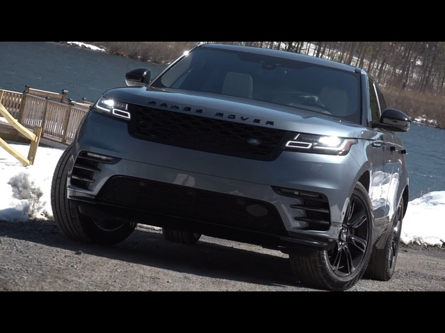Range <em>Rover</em> Velar 2018 | Full Review | with Steve Hammes | TestDriveNow