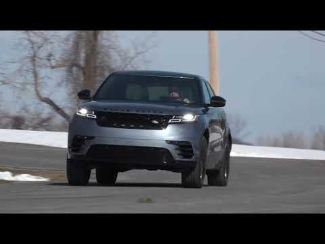 2018 Range Rover Velar | Full Review | with Steve Hammes