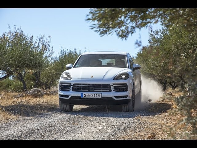 Porsche Cayenne 2019| First Look | with Steve Hammes | TestDriveNow