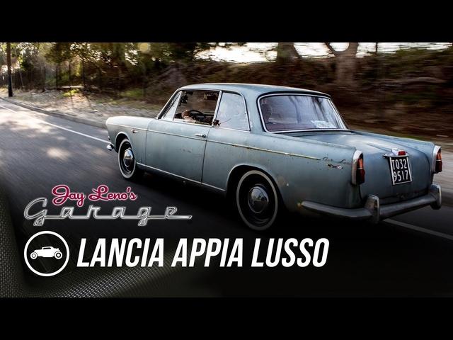 1960 Lancia Appia Lusso -Jay Leno's Garage
