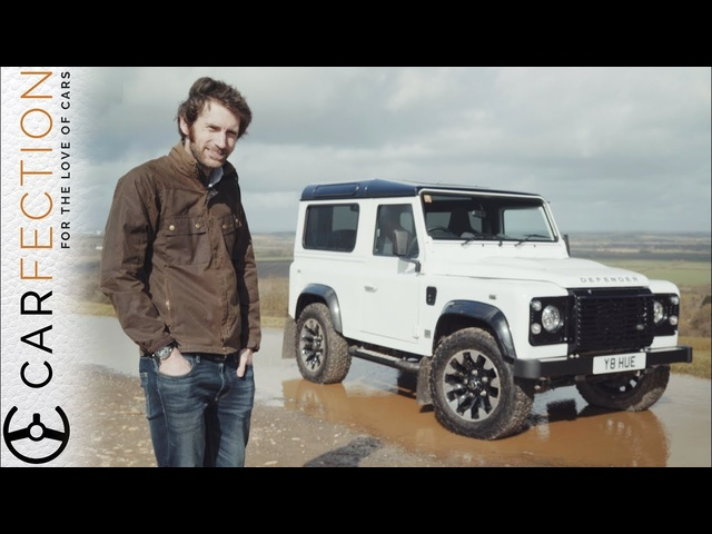 Land <em>Rover</em> Defender Works V8: Gloriously Silly - Carfection