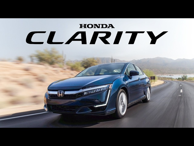 2018 <em>Honda</em> Clarity Plug in Hybrid Review - Pretty Much a PHEV Accord