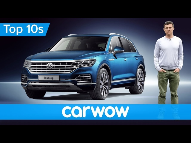 New <em>Volkswagen</em> Touareg 2019 SUV - better than a Bentley Bentayga for half the price?