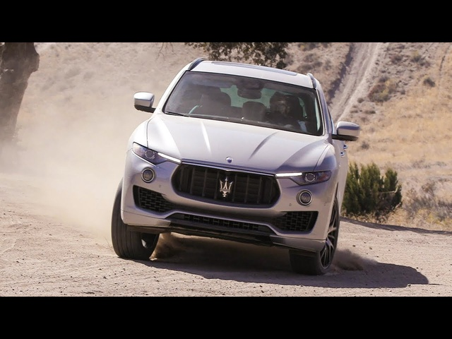 Nobody Takes a Maserati Off-Road...Except Jonny - Ignition Preview Ep. 187