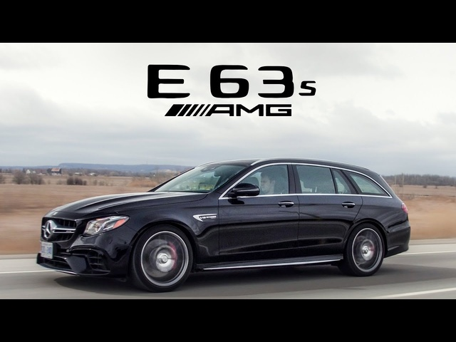 2018 <em>Mercedes</em>-AMG E63S Wagon Review - The Best Car in the World