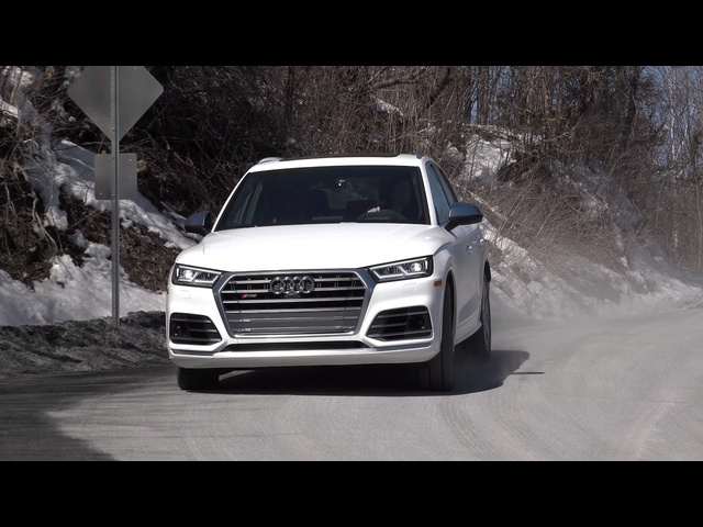 <em>Audi</em> SQ5 2018 | Full Review | with Steve Hammes | TestDriveNow