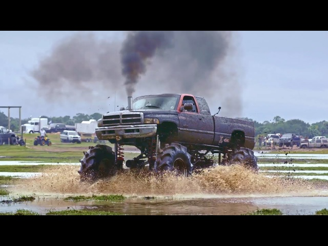 Fred and Dave go Mud Bogging! -Dirt Every Day Preview EP. 74