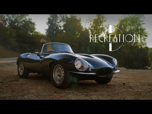 Jaguar XKSS: A Re-creation Made For Recreation