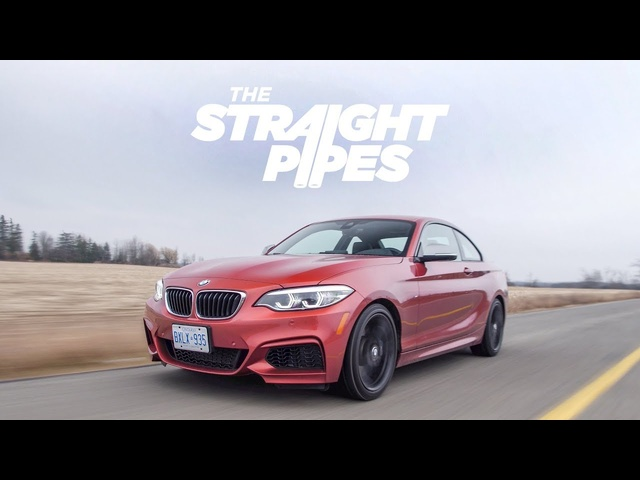 2018 <em>BMW</em> M240i Review - Pure Driver's Car