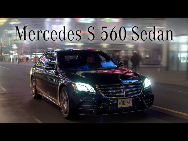 2018 <em>Mercedes</em> S560 4MATIC Review - So Luxurious, So Relaxing