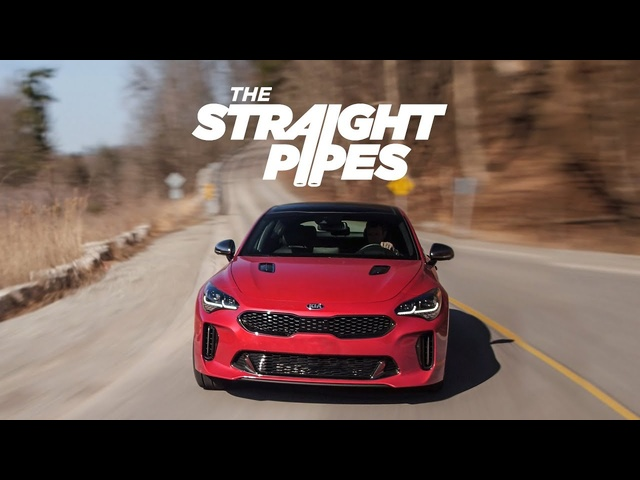 Here's What to Expect Daily Driving a 2018 Kia Stinger GT