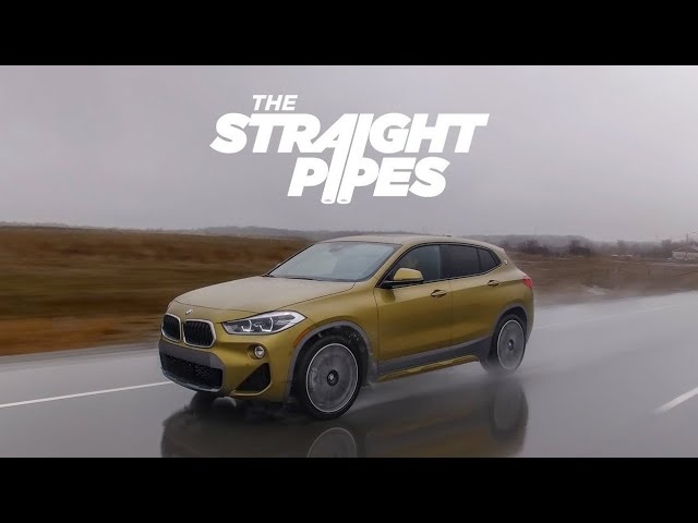 2018 BMW X2 Review - Sports Activity Coupe, not an SUV