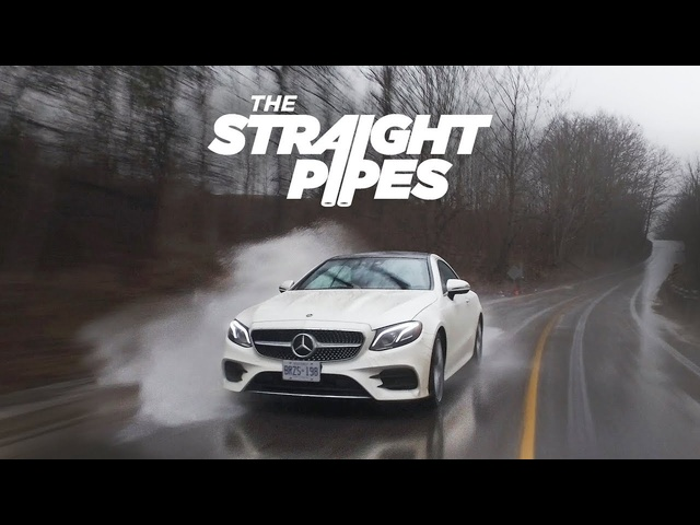 2018 <em>Mercedes</em> E400 Coupe Review - no b pillars, No B Pillars, NO B PILLARS!!