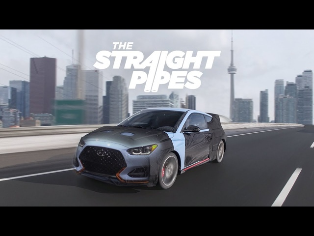 2019 Hyundai Veloster N Review - PRE PRODUCTION!