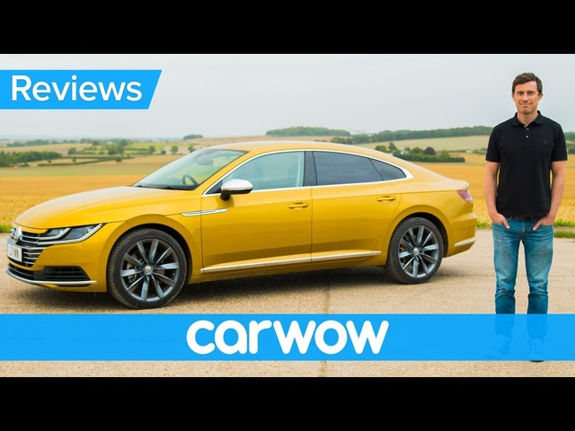 <em>Volkswagen</em> Arteon 2019 detailed in-depth review | Mat Watson Reviews