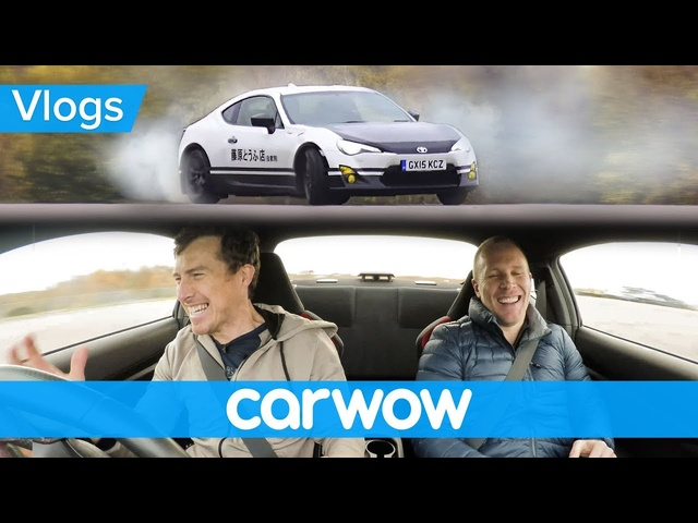 Can you learn to drift like apro -in just TWO days? | Mat Vlogs