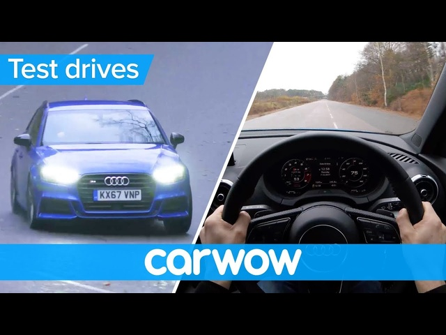 <em>Audi</em> S3 Sportback 2018 POV review – see how fast it launches! | Test Drives