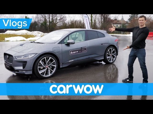 Jaguar I-Pace driven - see why Tesla should be worried | Mat Vlogs