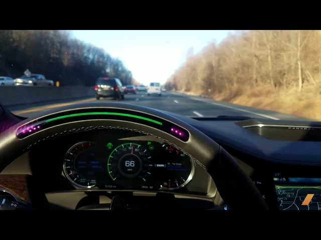 Cadillac Super Cruise Semi-Autonomous Quick Test