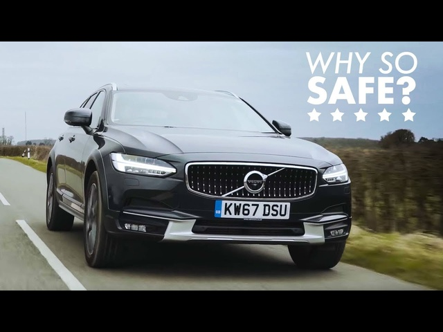 Ever Wonder Why <em>Volvo</em>s Are So Safe? - Carfection